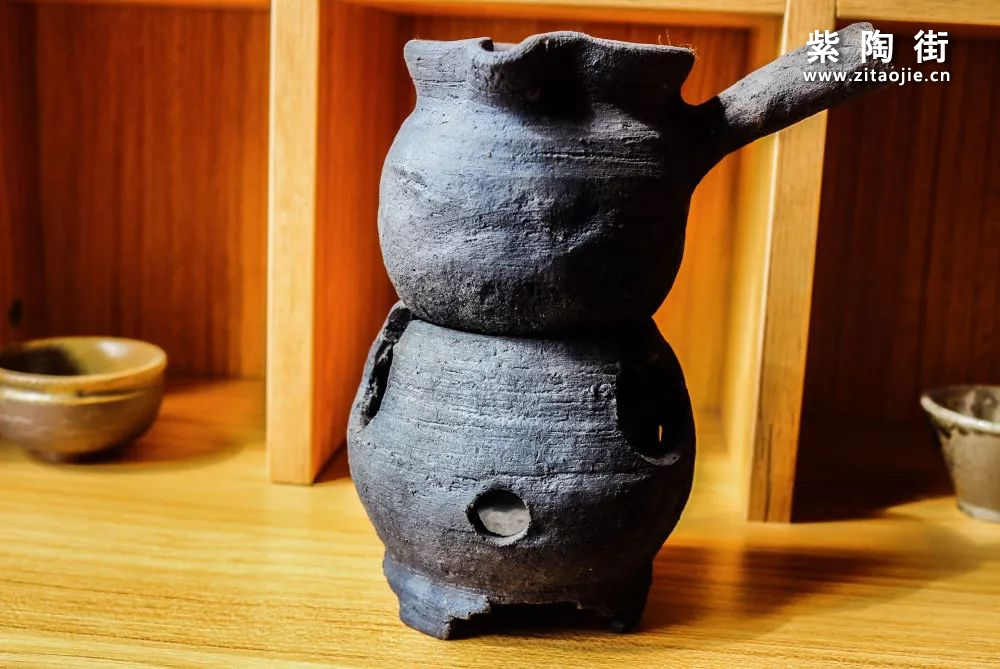 建水掌象陶艺紫陶作品欣赏插图6