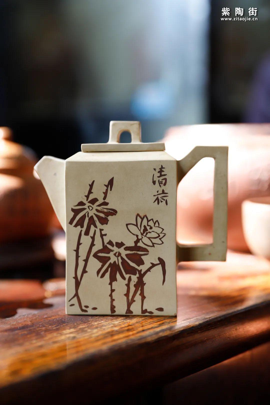 李勇和儿子李想的介绍及紫陶作品欣赏插图11