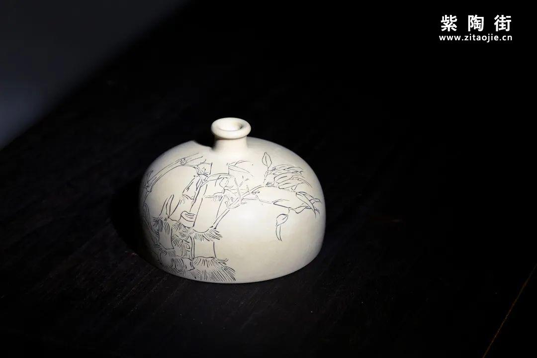 紫陶书画装饰艺术赏析插图11