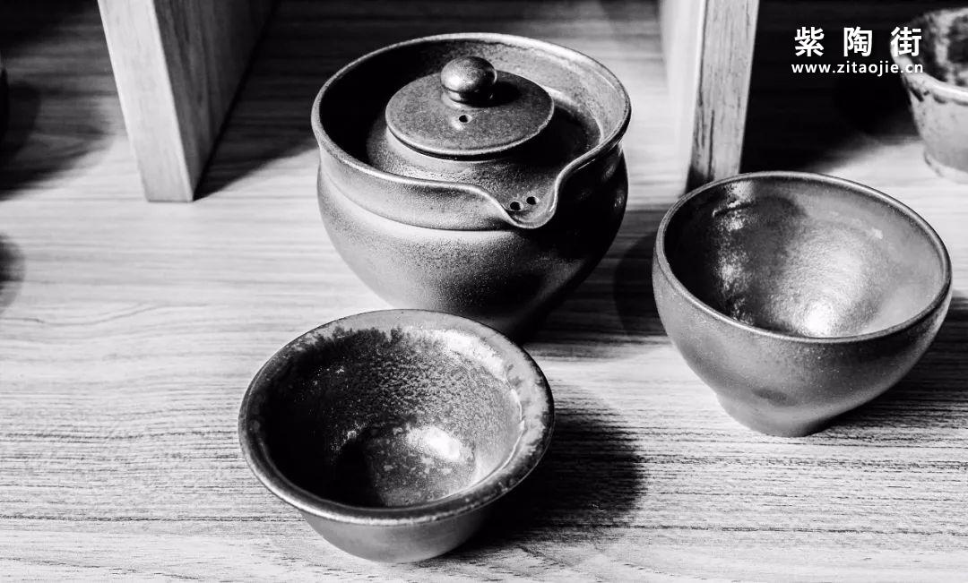 建水掌象陶艺紫陶作品欣赏插图4