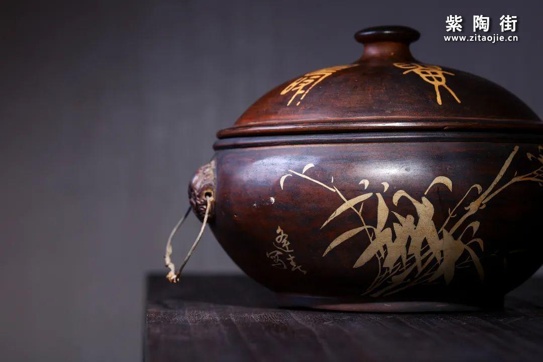建水紫陶汽锅插图32