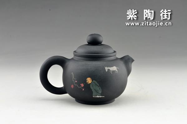 赏壶-王志伟紫陶工作室出品插图17