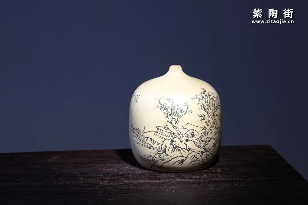 紫陶书画装饰艺术赏析插图3
