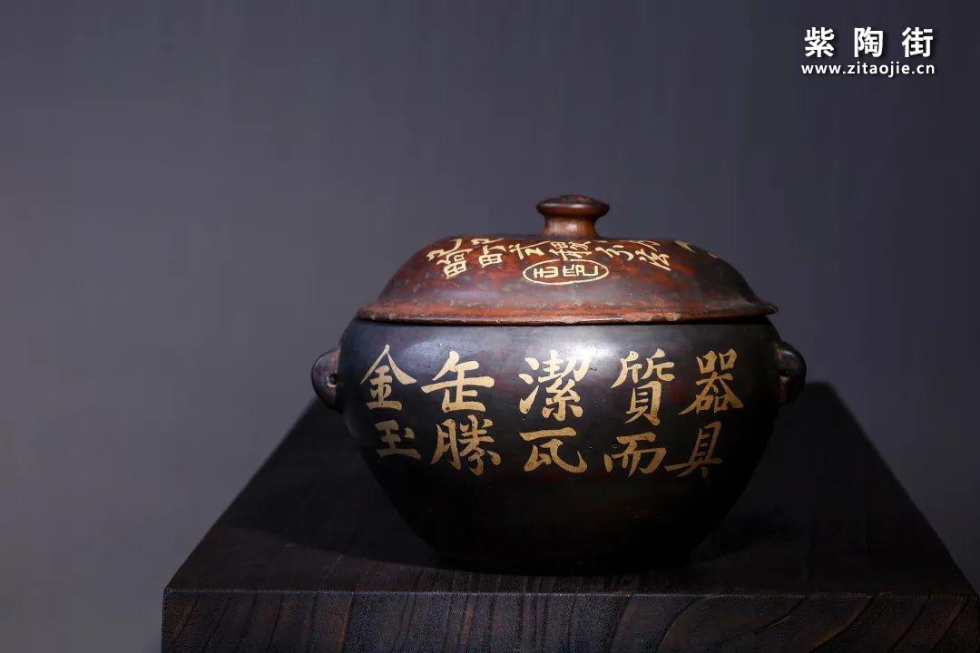 建水紫陶汽锅插图19