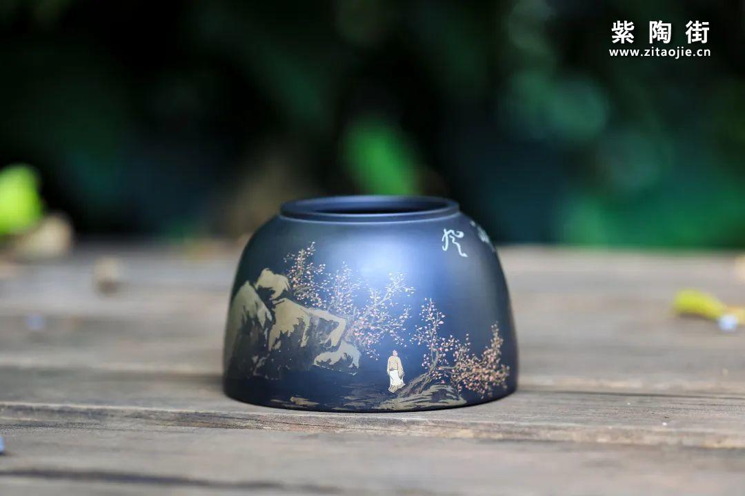 建水紫陶孔凡庚简介和紫陶精品展插图21