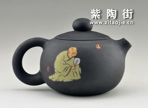 金秋赏壶-王志伟紫陶工作室出品插图19