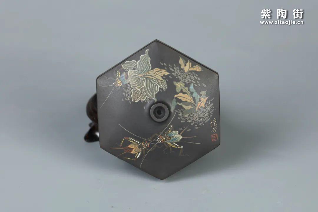 李勇和儿子李想的介绍及紫陶作品欣赏插图12