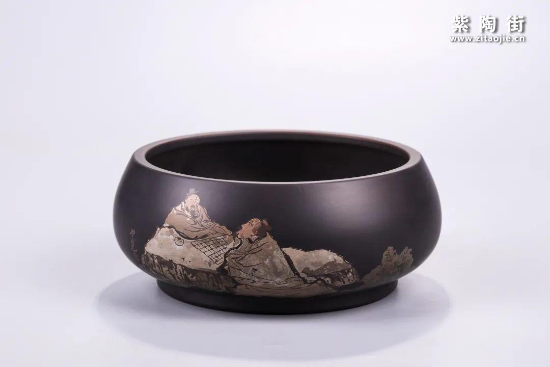建水紫陶精品水洗品鉴插图16