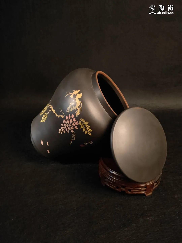紫陶醒茶罐 • 普洱茶的好搭档插图10