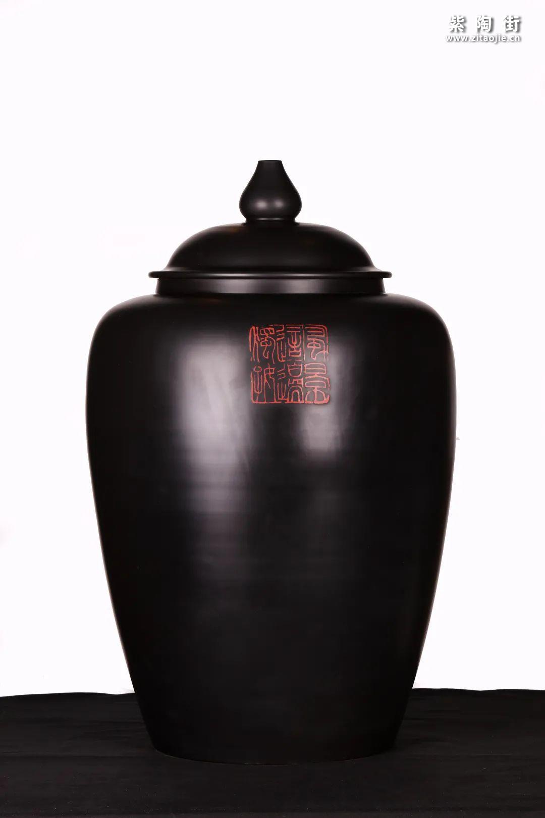 建水紫陶精品茶缸雅赏插图30