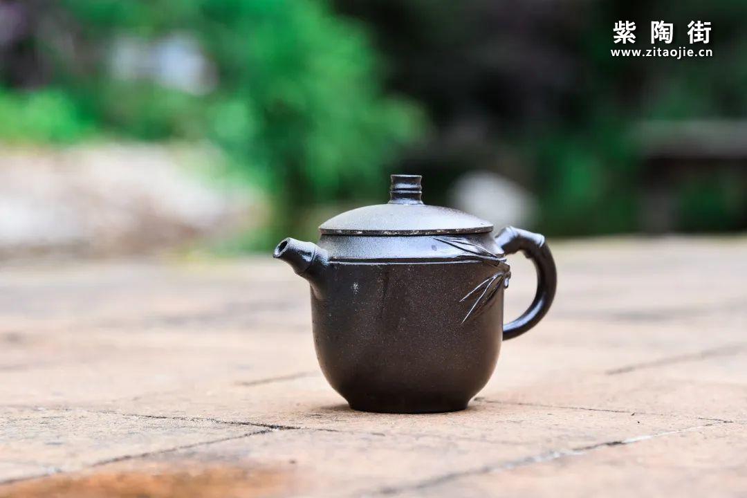 建水肖春魁(浪鬼)柴烧作品赏插图22