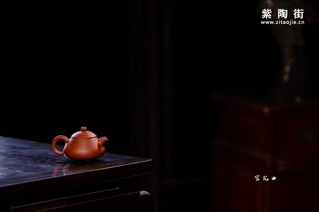 田记窑 陶茶居 庚子冬月窑 作品赏-紫陶街