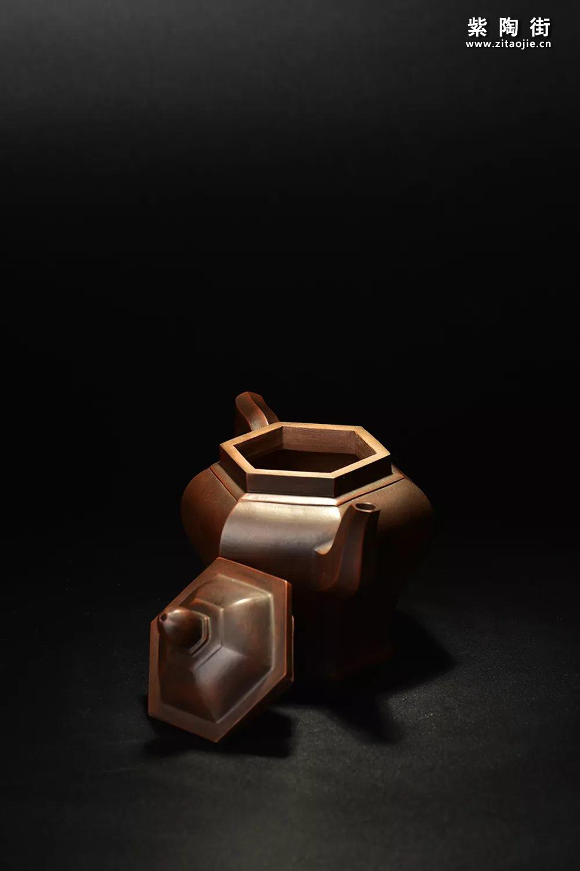 建水紫陶方壶为什么比圆壶更贵?插图25