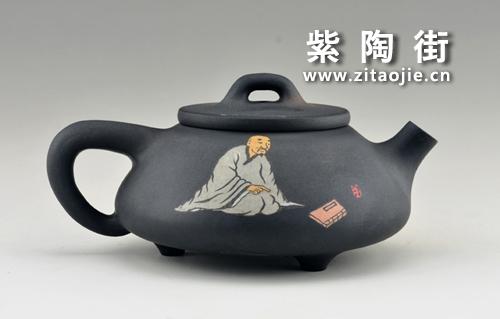 金秋赏壶-王志伟紫陶工作室出品插图9