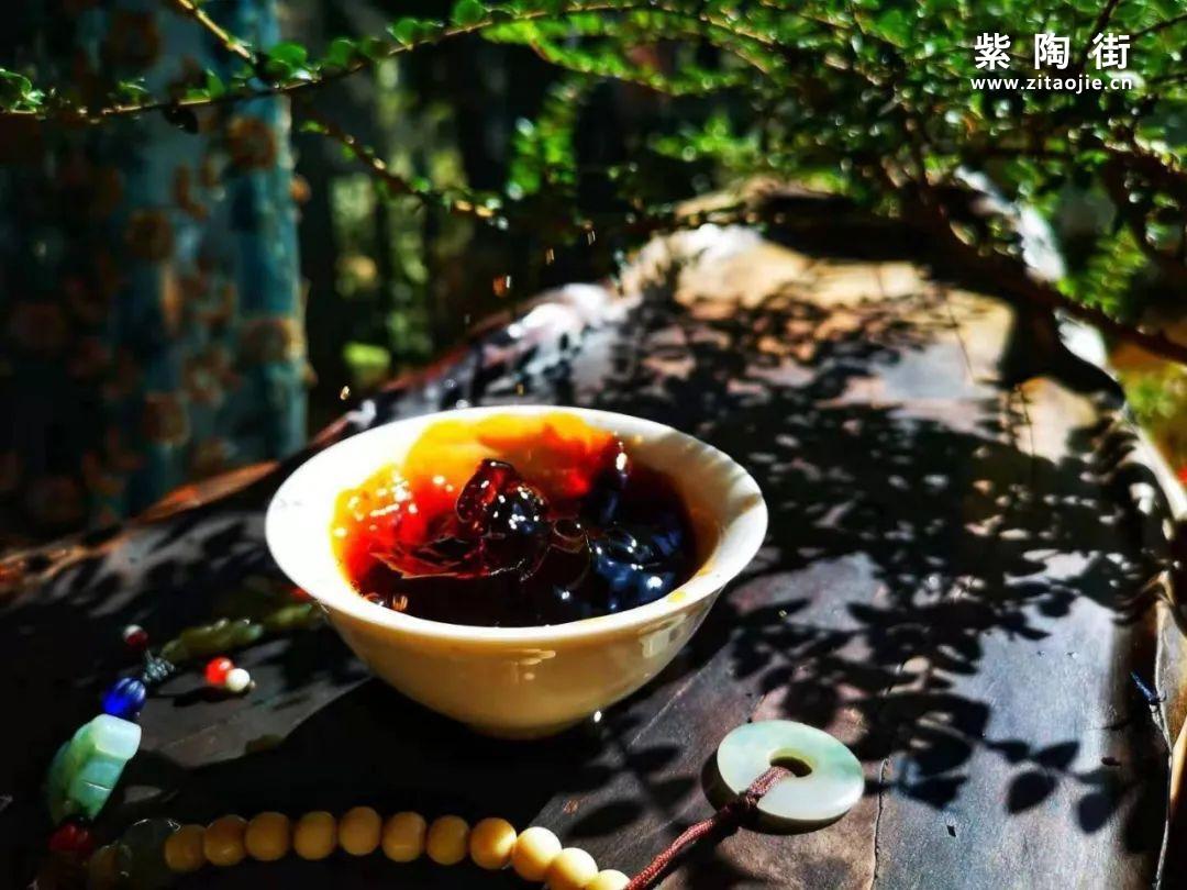 宝和祥易武正山熟茶品鉴插图4
