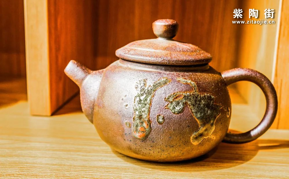 建水掌象陶艺紫陶作品欣赏插图14