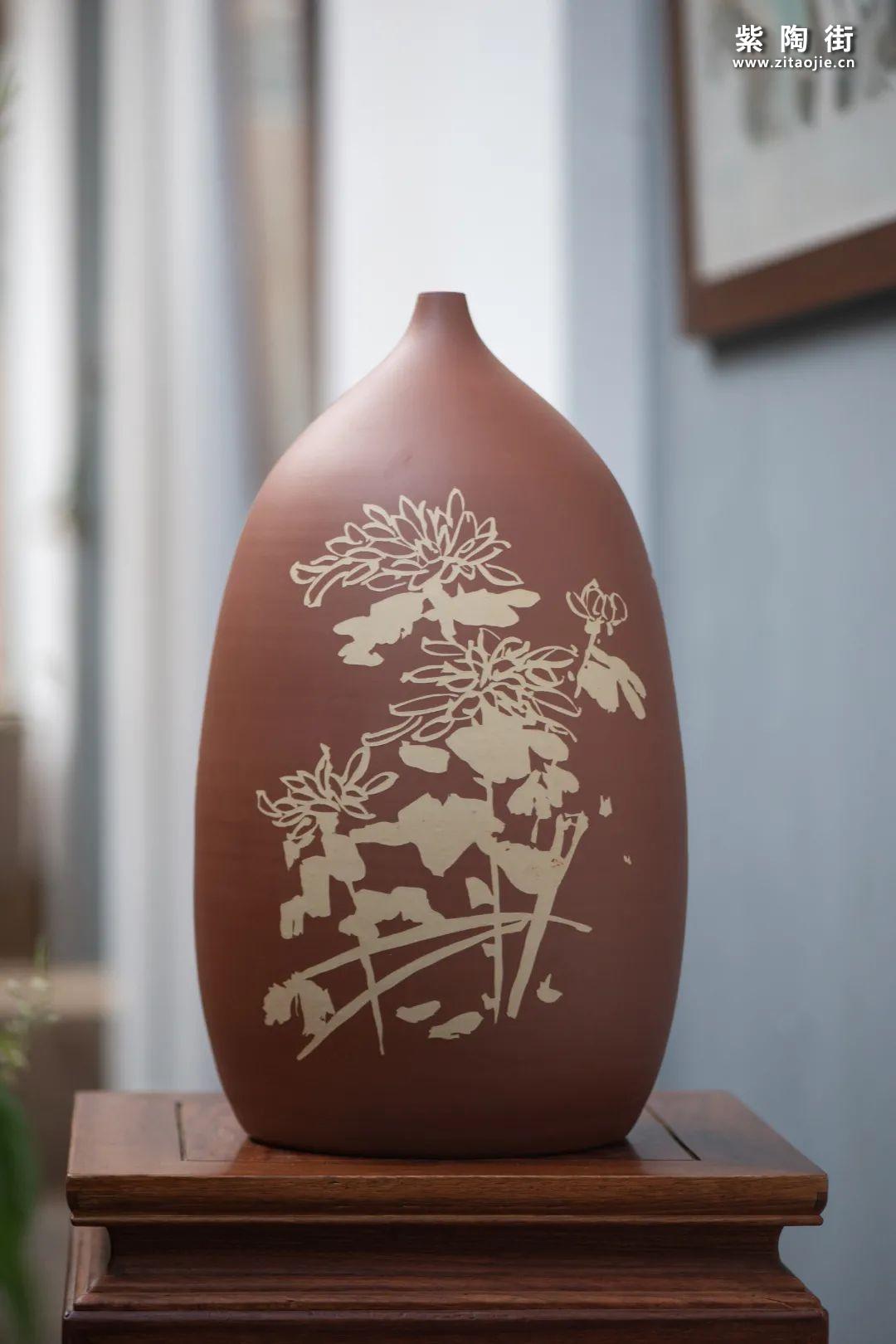 建水紫陶羊肝红是什么样子的插图18