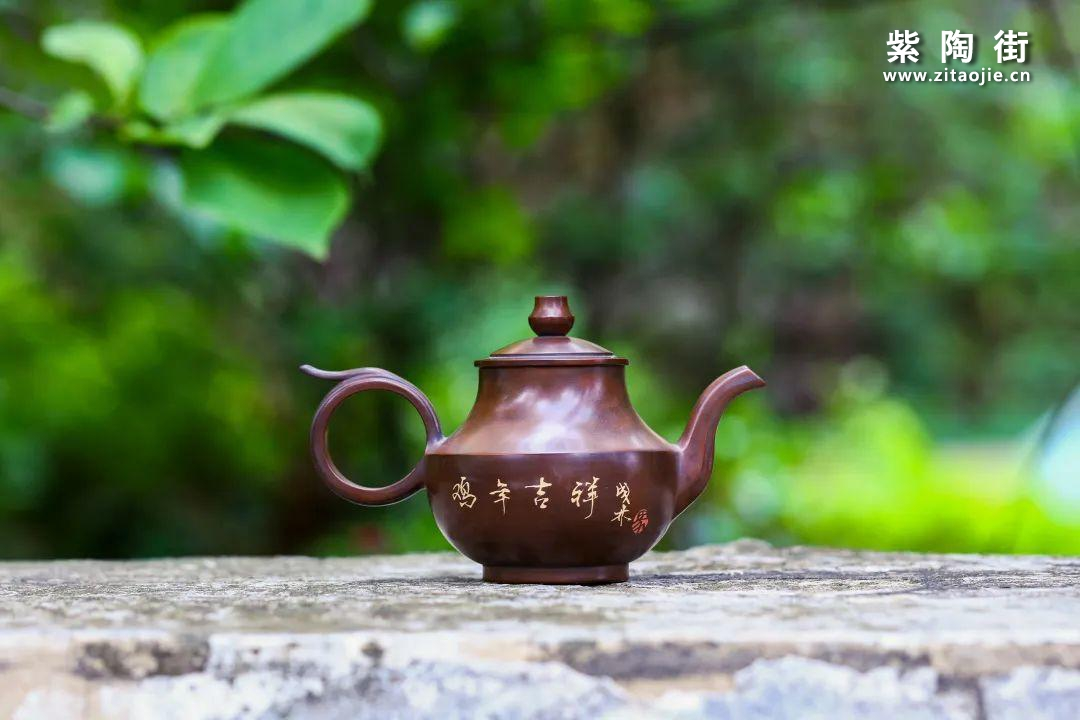 建水紫陶马成林大师作品赏插图14