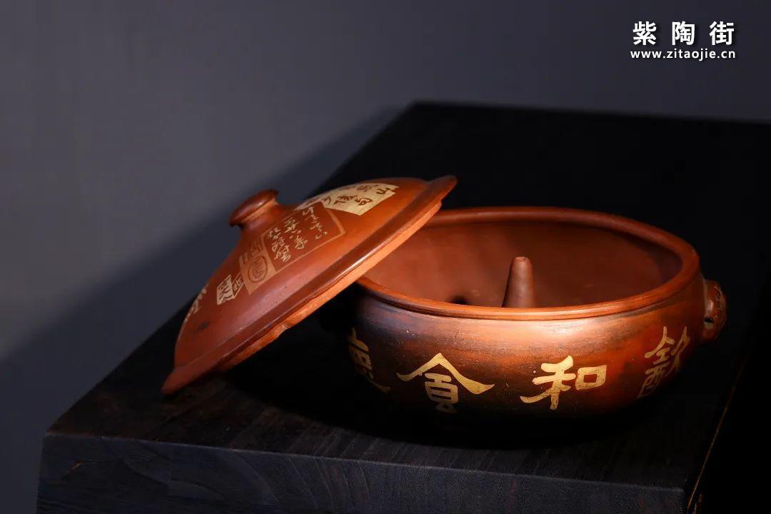 建水紫陶汽锅插图8