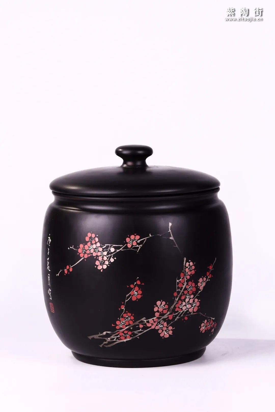 建水紫陶赖恒东作品赏析插图34