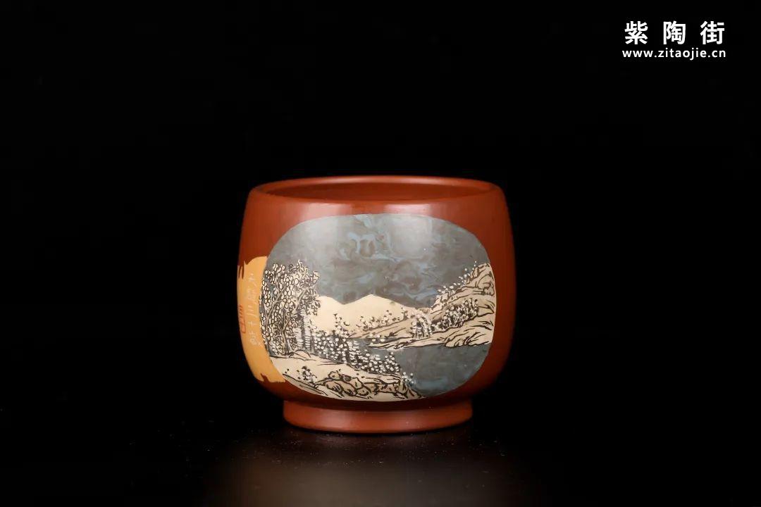 王天龙品茗杯欣赏插图1