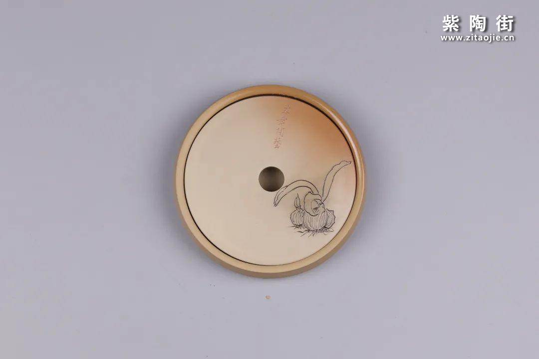 建水紫陶干泡盘插图29