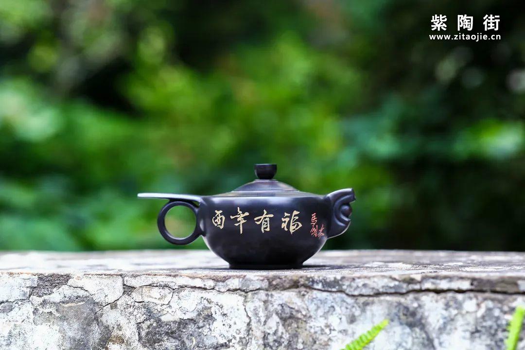 建水紫陶马成林大师作品赏插图18