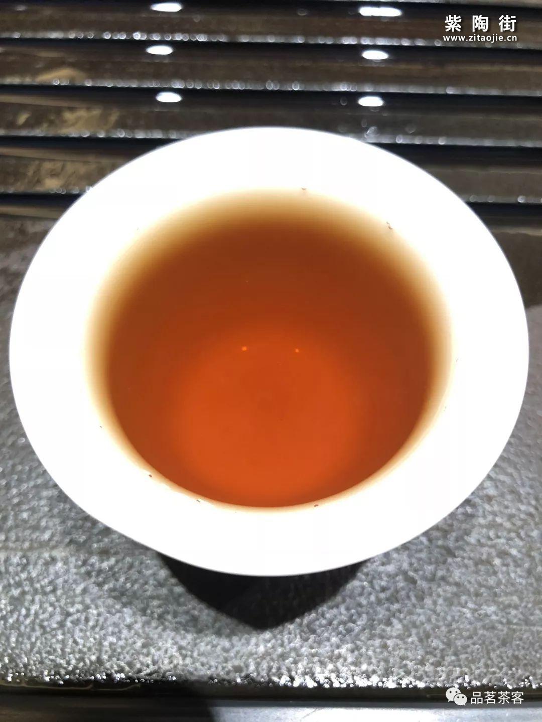 岩茶名丛:黄玫瑰插图5