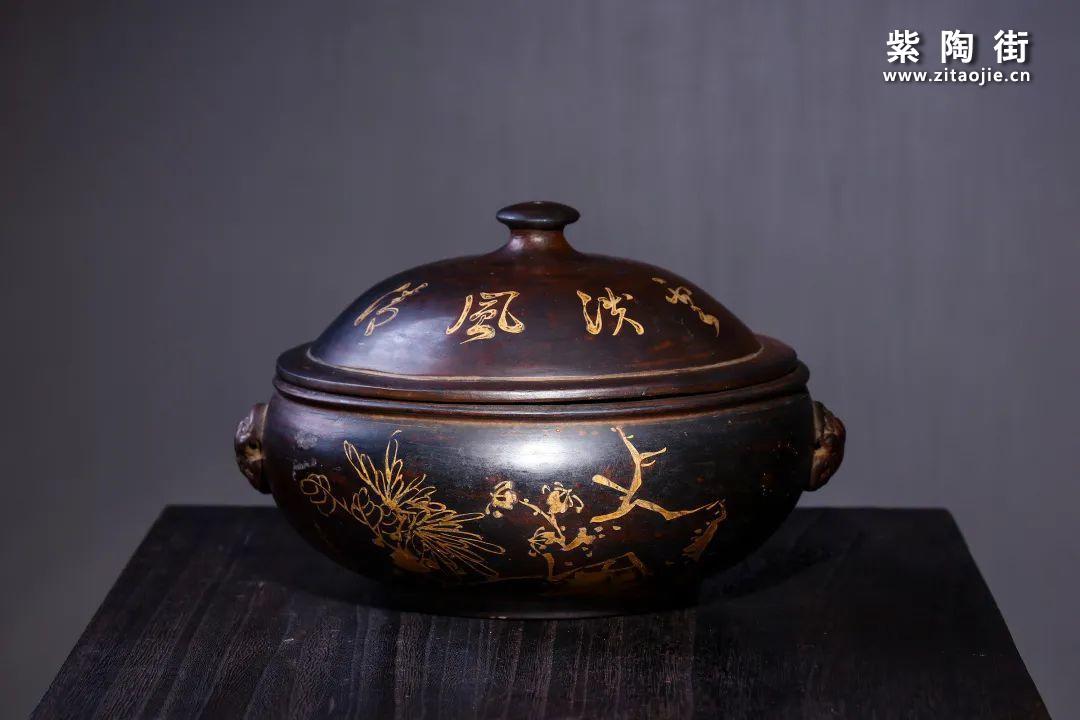 建水紫陶汽锅插图36