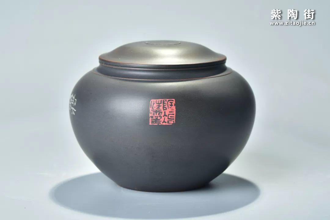建水紫陶肖卡(尚元)佳作鉴赏插图86