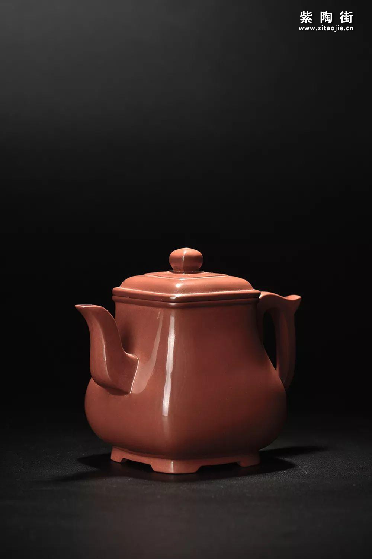建水紫陶方壶为什么比圆壶更贵?插图16