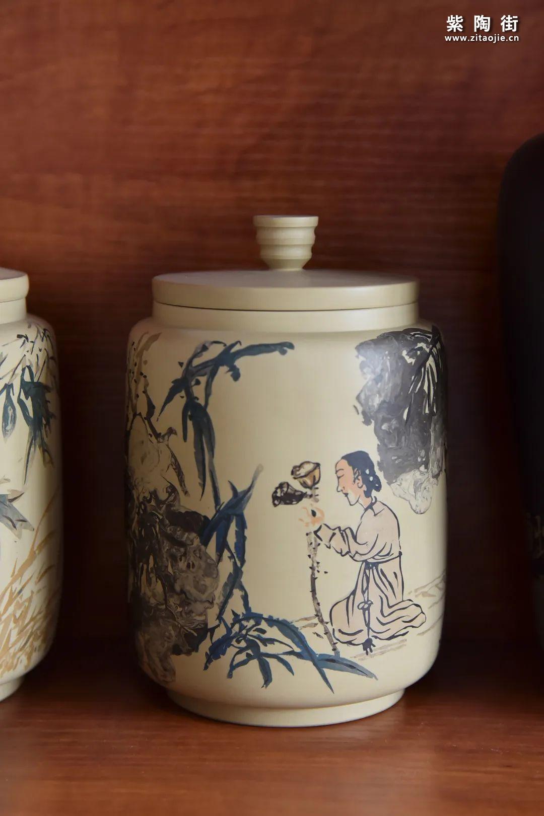 建水紫陶逯英杰介绍和作品欣赏插图4