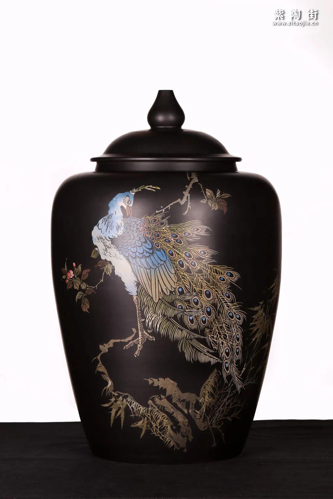 建水紫陶精品茶缸雅赏插图6