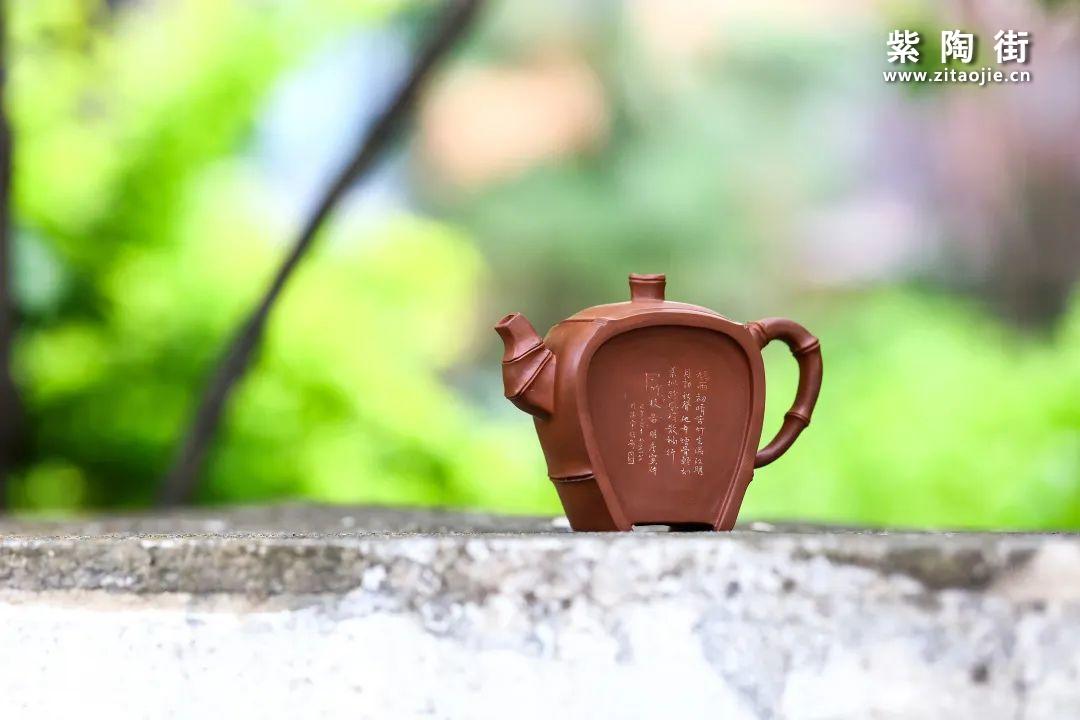 建水紫陶钱权达(朽木)作品赏插图16