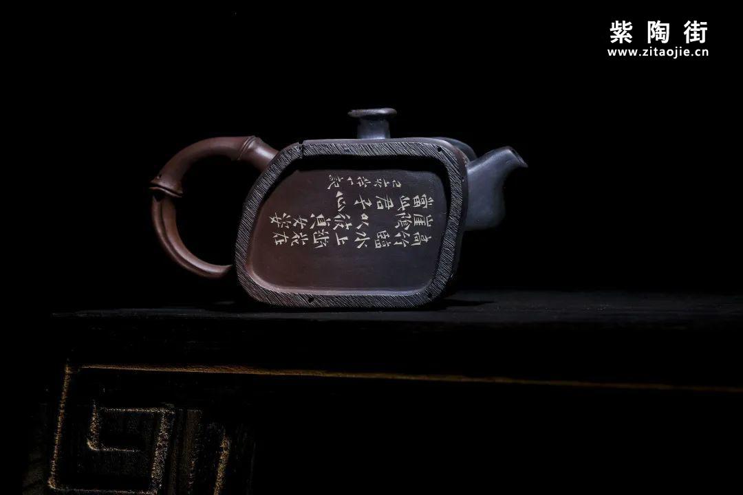 钱权达(朽木)、许洪智合作紫陶作品插图7