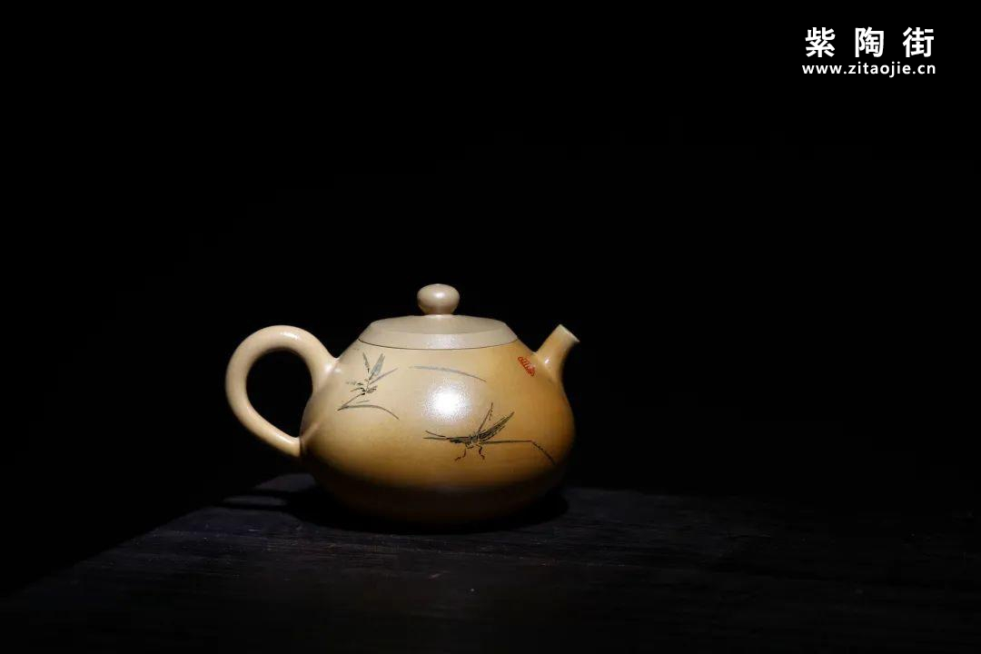 建水紫陶小品壶欣赏插图9