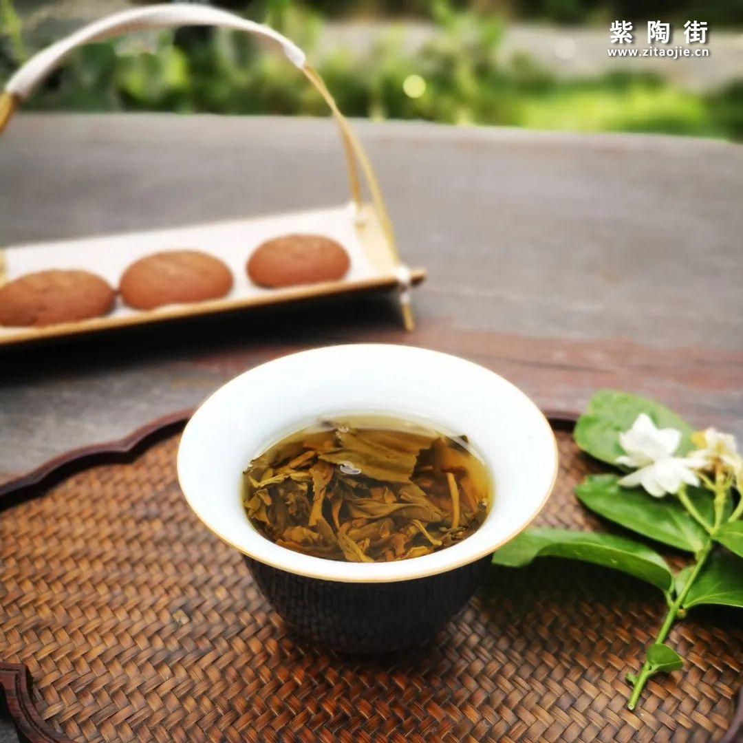 天门山普洱茶 | 解密易武特高古树插图4
