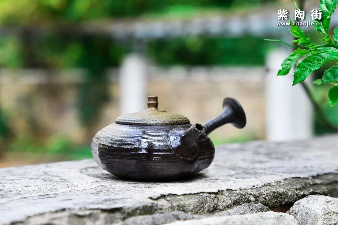建水肖春魁(浪鬼)柴烧作品赏插图58