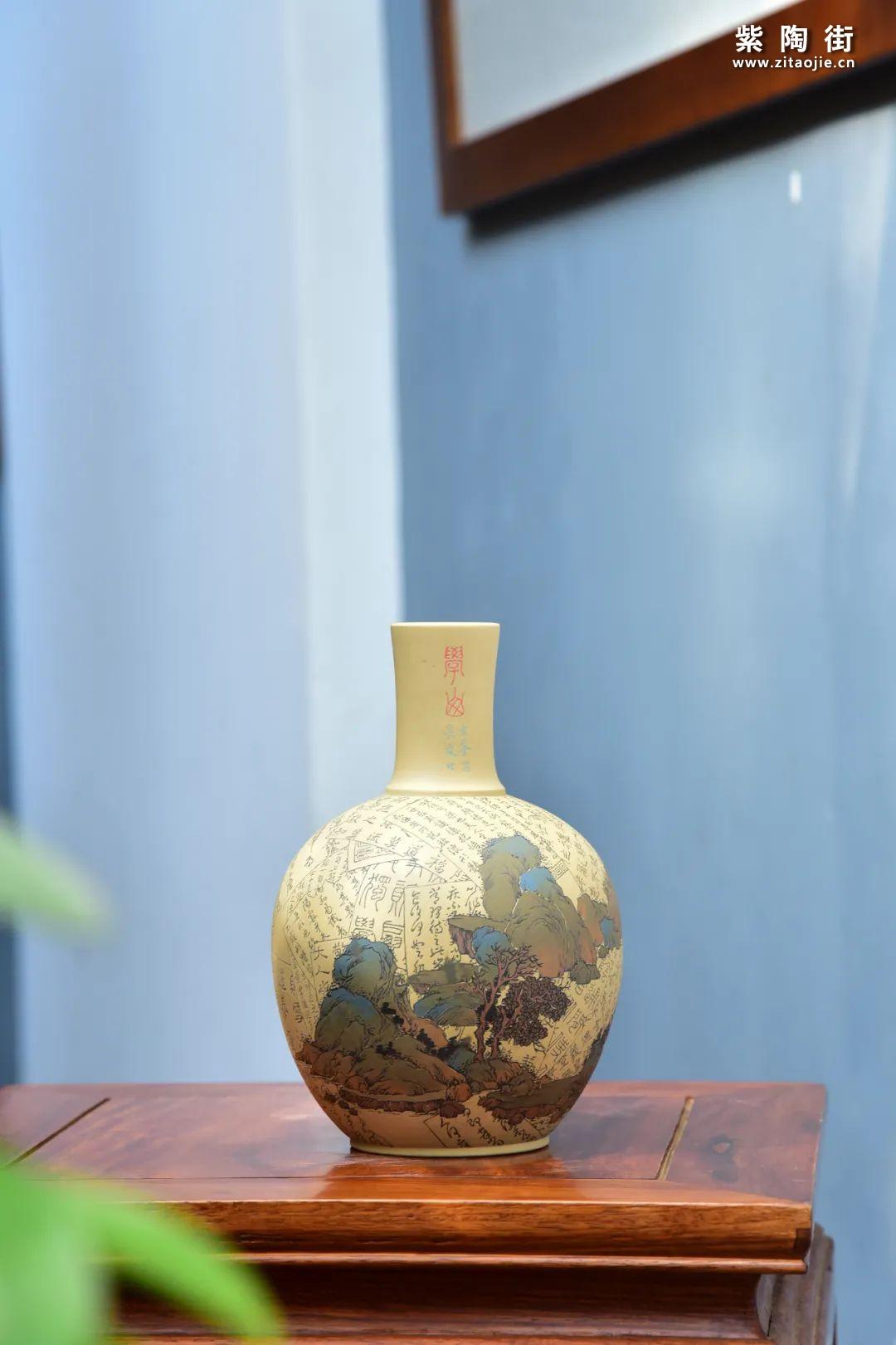 常见的几种建水紫陶瓶型插图7