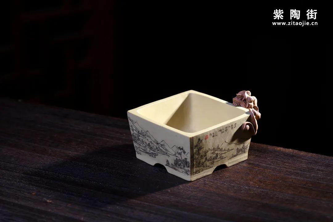 建水紫陶王天龙介绍及作品欣赏插图14