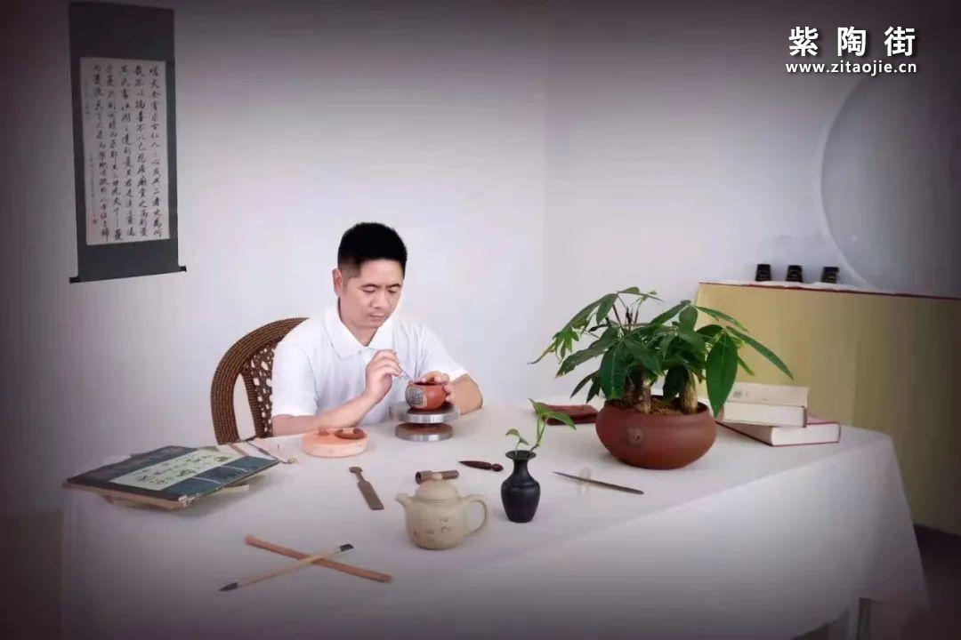 建水紫陶代云洪(双宝)介绍和泥云陶作品欣赏插图