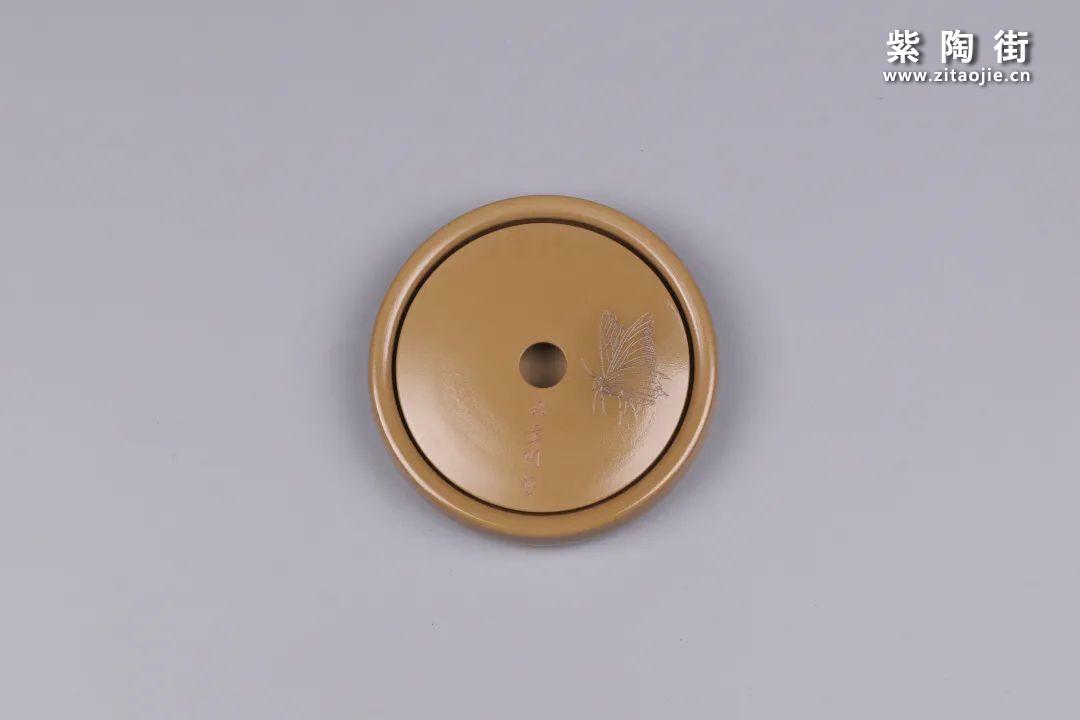 建水紫陶干泡盘插图62