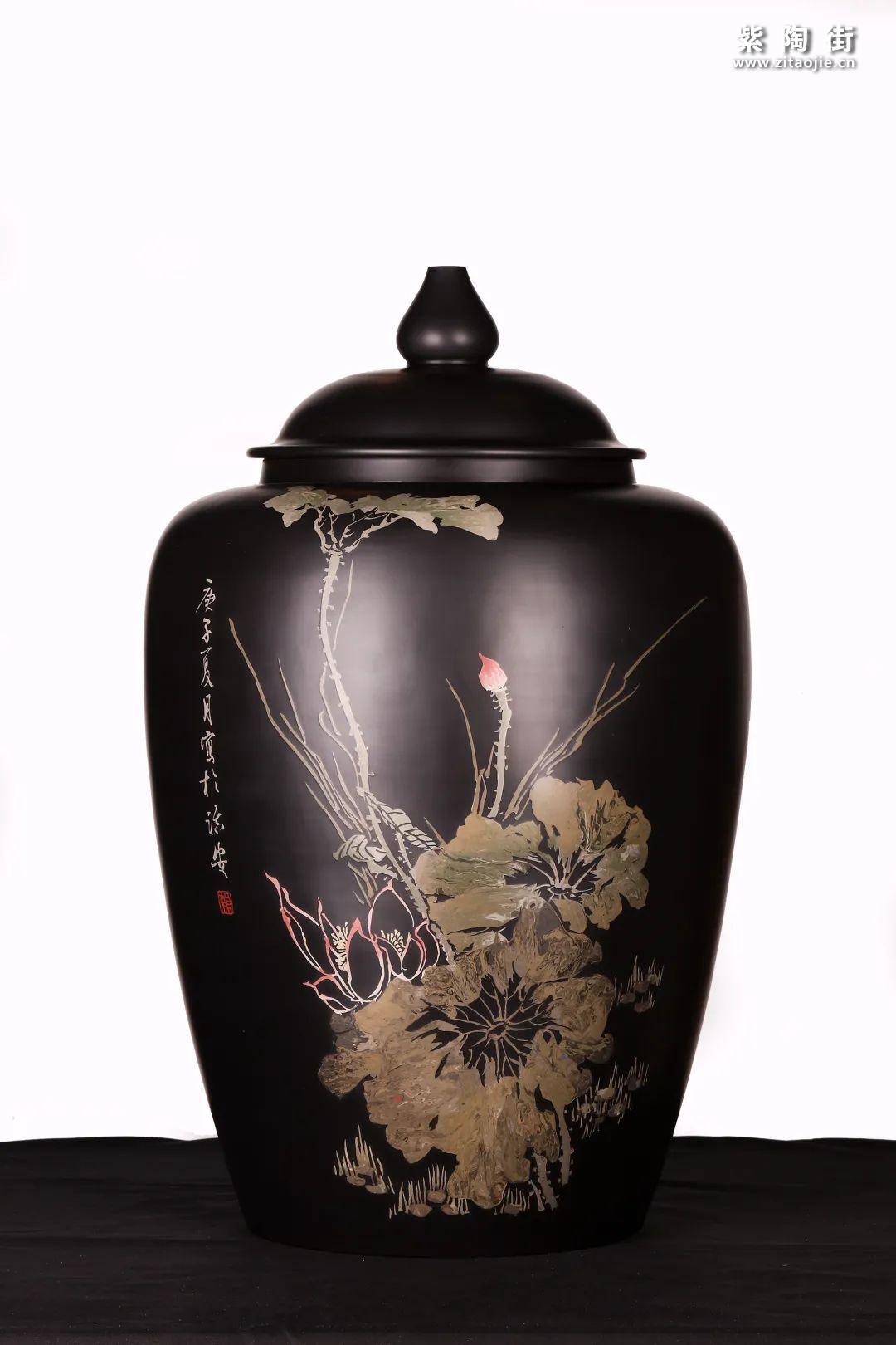 建水紫陶精品茶缸雅赏插图29
