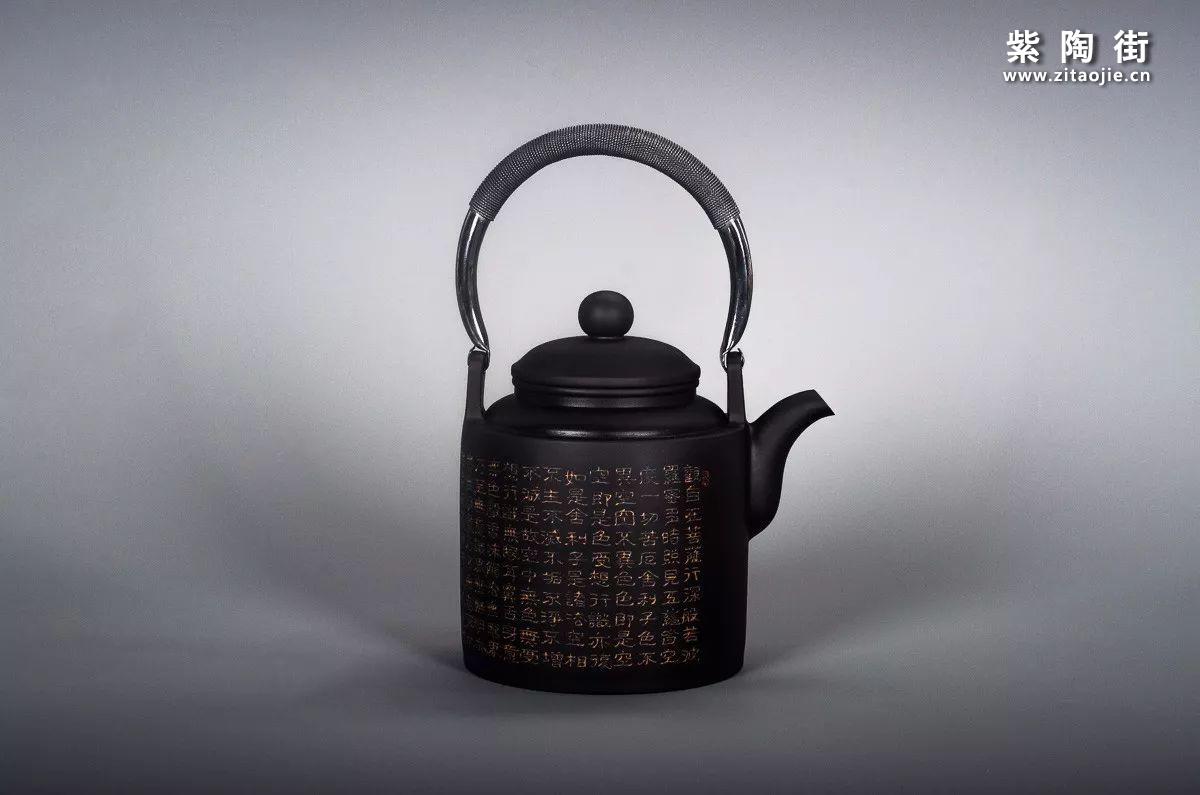 王志伟建水紫陶提梁壶汇总插图16