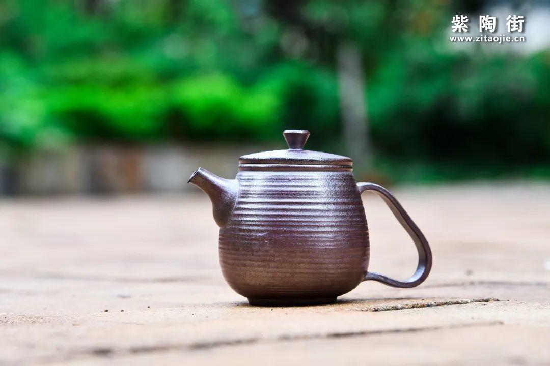 建水肖春魁(浪鬼)柴烧作品赏插图16