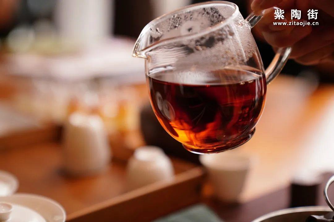 从活性看潜力,好的熟茶会有很长的适饮期插图4