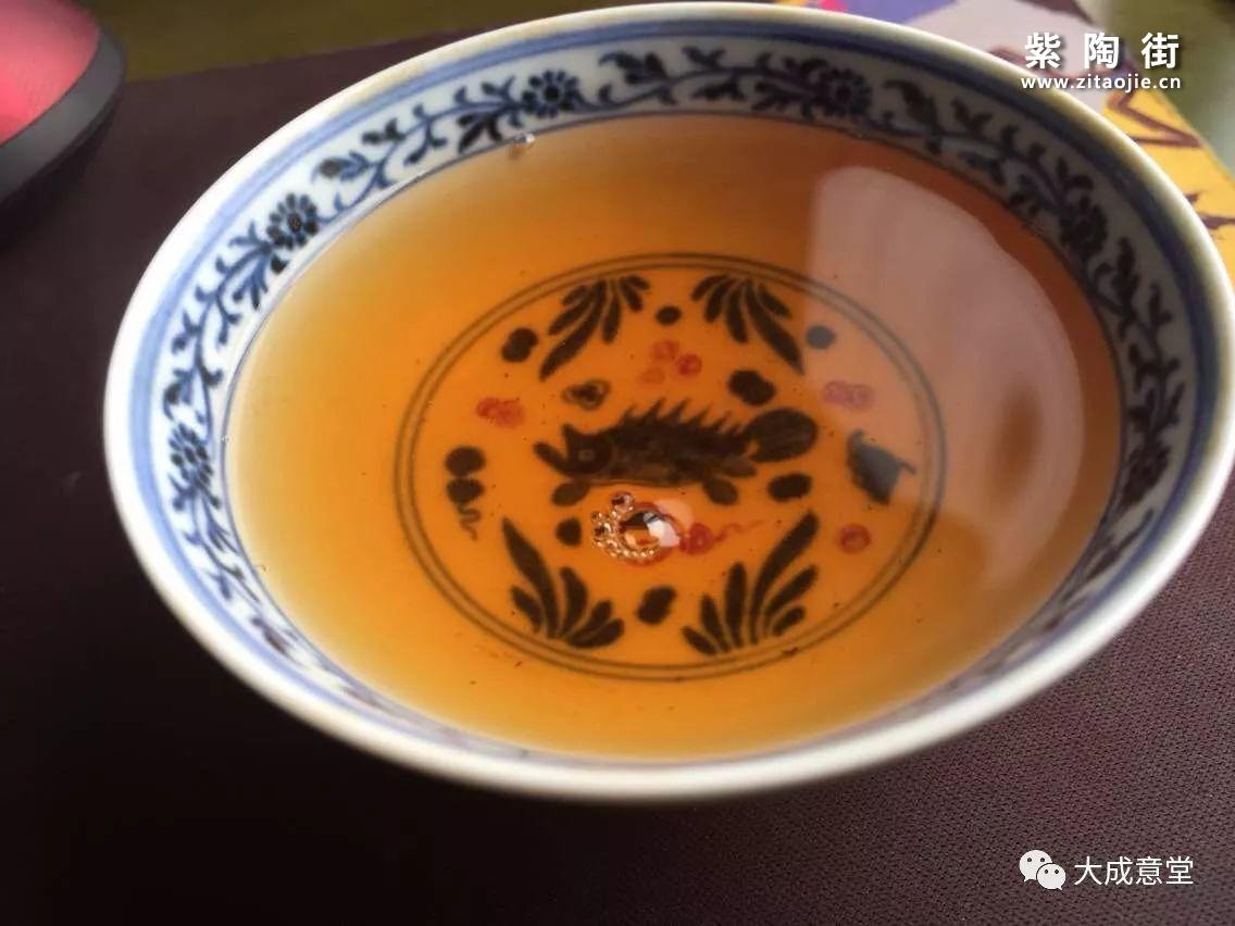 03双江勐库戎氏百年古茶树口感、汤色插图3