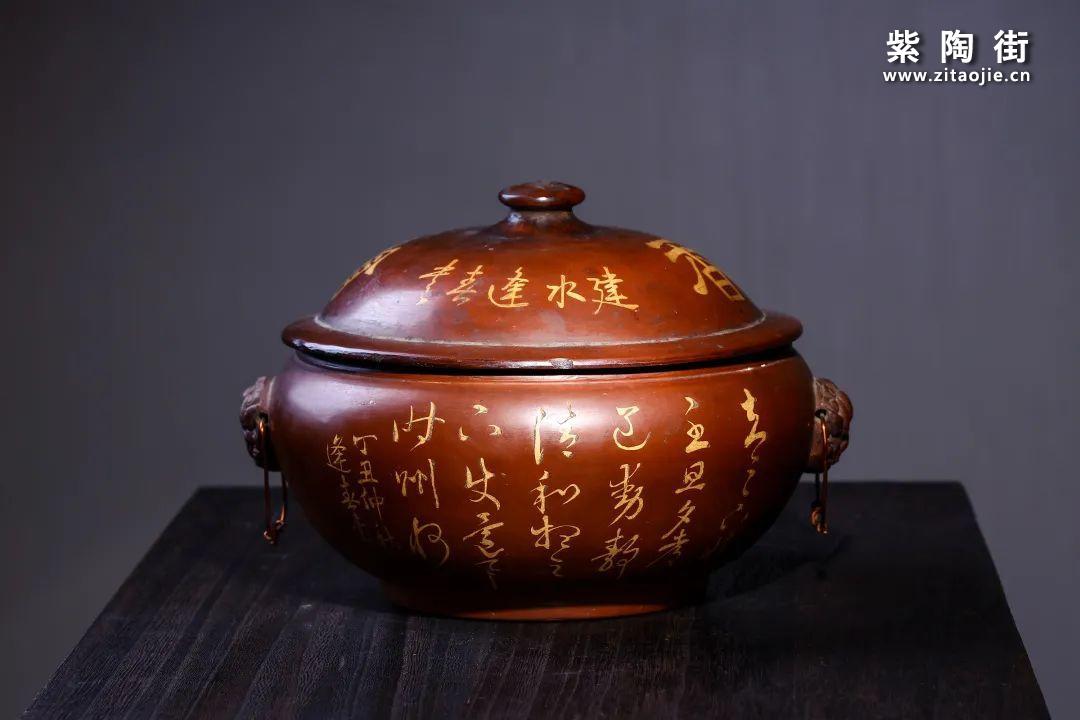 建水紫陶汽锅插图51
