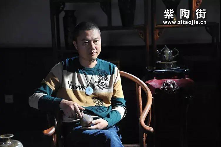 建水肖春魁(浪鬼)柴烧作品赏插图