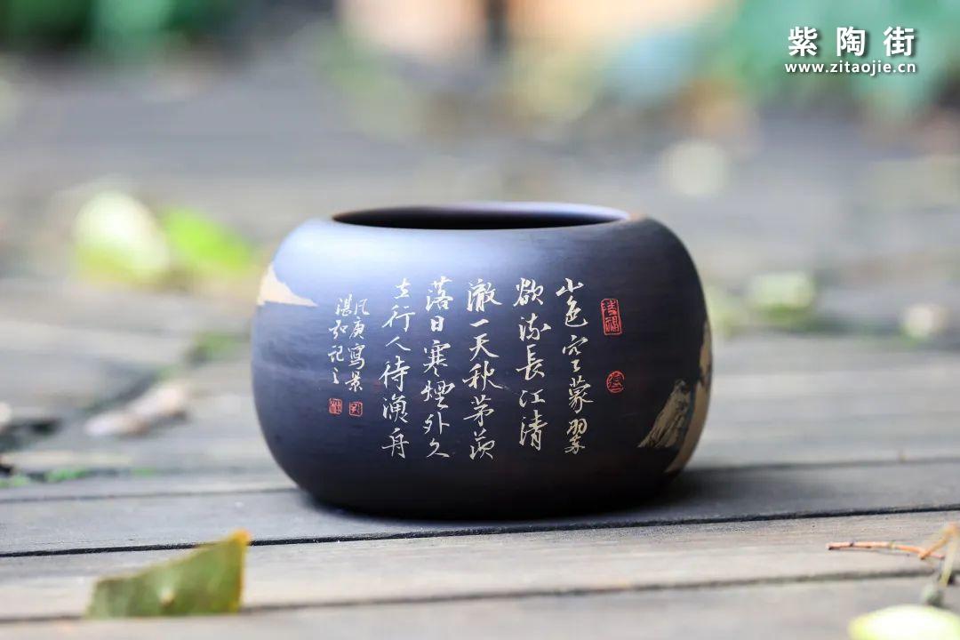 建水紫陶孔凡庚简介和紫陶精品展插图20